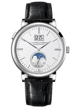 A.Lange&Söhne Saxonia Moon Phase 384.026