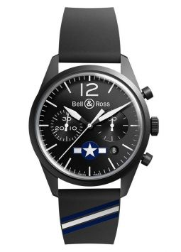 Bell & Ross BR 126 Insignia US brv126-bl-ca-co/us