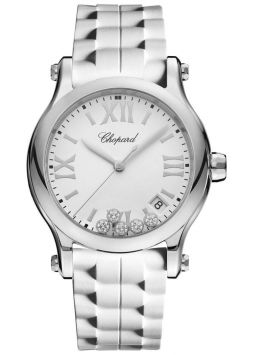 Chopard Happy Sport 36 MM Quartz 278582-3001