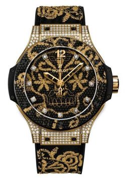 Hublot Big Bang Broderie 343.VX.6580.NR.0804