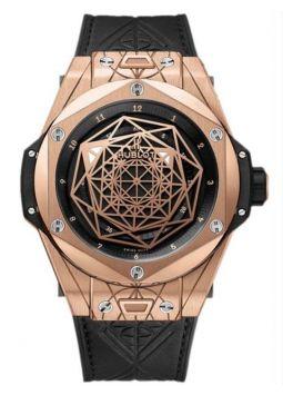 Hublot Big Bang Sang Bleu King Gold 415.OX.1118.VR.MXM17