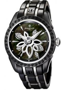 Perrelet New Diamond Flower Ceramic A2039/B