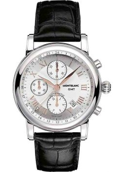 Montblanc Star Chronograph GMT Automatic 36967