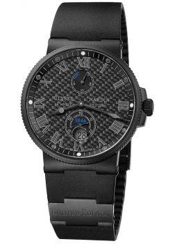 Ulysse Nardin Maxi Marine Chronometer Automatic 263-66le-3c/42-black