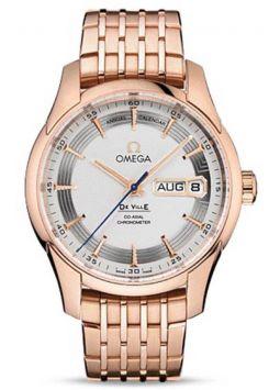 Omega De Ville Hour Vision Co-Axial & Sapphire Case 431.60.41.22.02.001