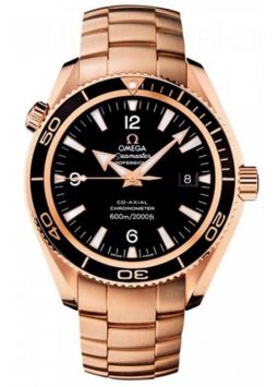 Omega Seamaster Planet Ocean Co-Axial 600 M 222.60.42.20.01.001