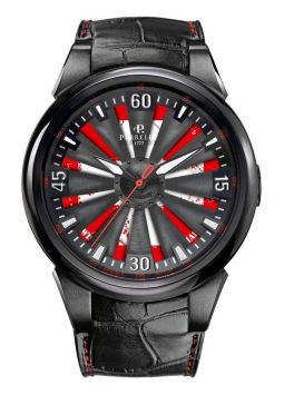 Perrelet Turbine Special Edition Swiss Flag Helvetia A4037/1
