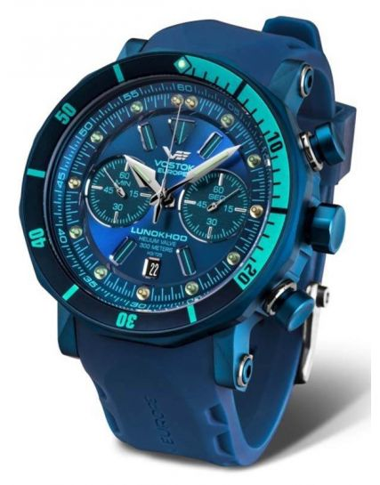 Vostok Europe Lunokhod-2 Grand Chrono 6S21-620E278