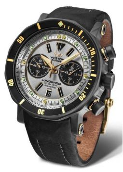 Vostok Europe Lunokhod-2 Grand Chrono 6S21-620E277