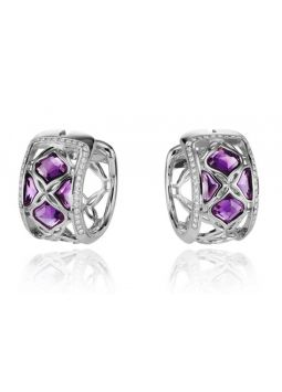 Chopard Imperiale Lace Earrings 839564-1001