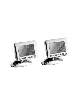 Chopard Carbon Cufflinks 95014-0027