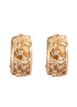 CarreraYCarrera Sierpes Mini Earrings DA13606 010101