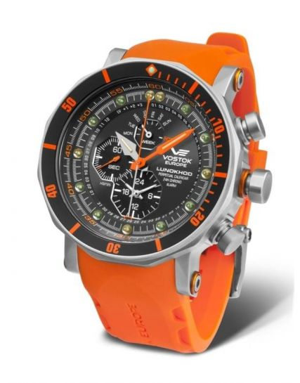 Vostok Europe Lunokhod-2 Multifunctional YM86-620A506