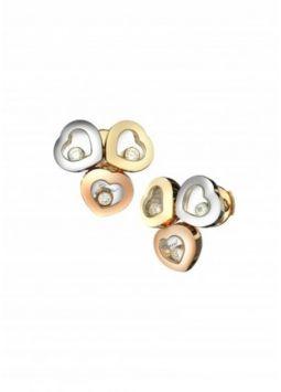 Chopard Happy Curves Earrings 839390-9001