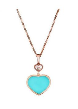 Chopard Happy Hearts Necklace 797482-5401