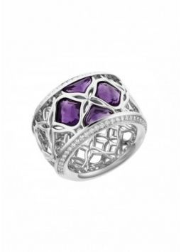 Chopard IMPERIALE Lace Ring 829564-1010