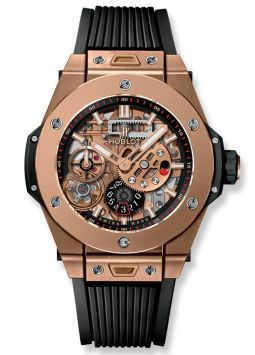 Hublot Big Bang Meca-10 King Gold
