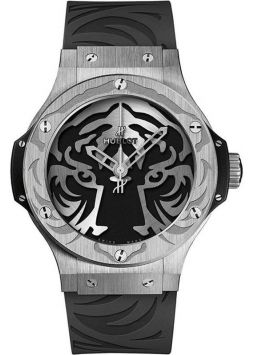 Hublot Big Bang Black Jaguar White Tiger Foundation 316.SX.4310.RX.BJW16