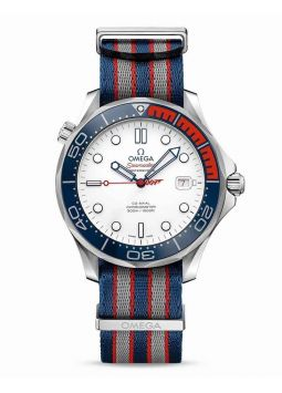 Seamaster Diver Commander's Watch 007 James Bond 212.32.41.20.04.001