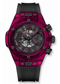 Big Bang Unico Red Sapphire 411.JR.4901.RT