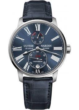 Ulysse Nardin Marine Chronometer Torpilleur 1183-310/43