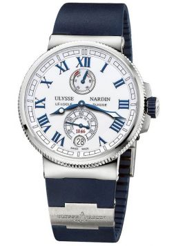 Ulysse Nardin Ulysse Nardin Marine Chronometer Manufacture 1183-126-3/40