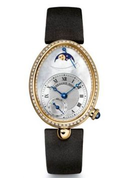 Breguet Reine de Naples Power Reserve Ladies 8908BA/52/864.D00D