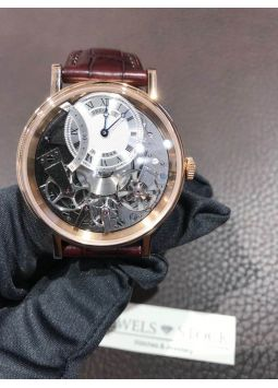 Tradition Automatic Retrograde Seconds 7097BR/G1/9WU