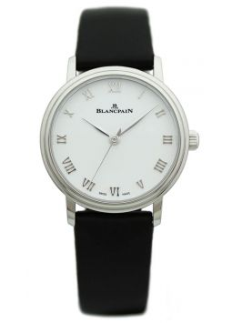 Blancpain Villeret Ultraplate Ladies 6104-1127-95A