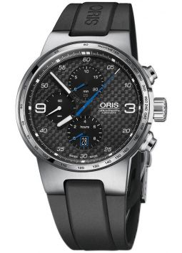 Oris Motor Sport Williams F1 Team Chronograph 01 774 7717 4164-07 4 24 50FC