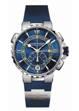 Marine Regatta Chronograph Blue 1553-155-3/43