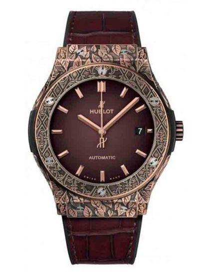 Classic Fusion Arturo Fuente Rose Gold 511.OX.6670.LR.OPX17, 511.OX.6670.LR.OPX17