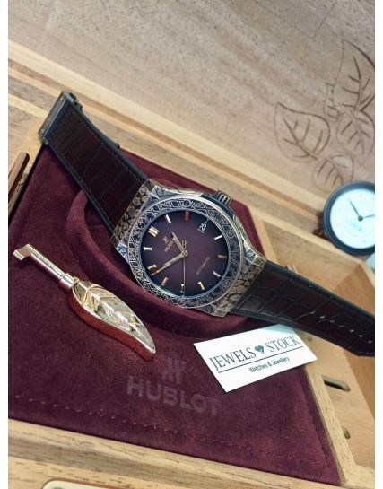Hublot Classic Fusion Arturo Fuente Rose Gold 511.OX.6670.LR.OPX17