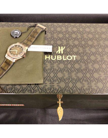 Hublot Classic Fusion Fuente Bronze 511.BZ.6680.LR.OPX17