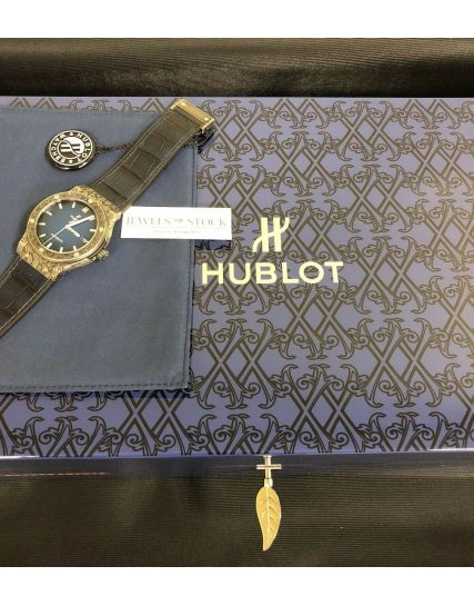 Hublot Classic Fusion Fuente Titanium 511.NX.6670.LR.OPX17