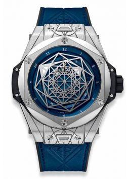 Hublot Big Bang Sang Bleu Titanium Blue 415.NX.7179.VR.MXM18