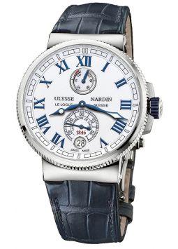 Ulysse Nardin Ulysse Nardin Marine Chronometer Manufacture 1183-126/40
