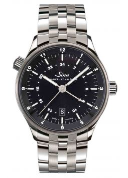 Sinn 6096 The Frankfurt World Time Watch 6096.010