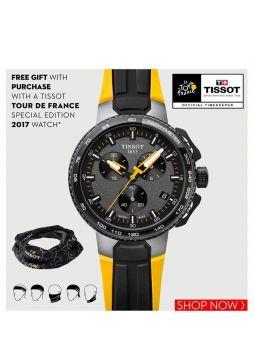 T-Race Cycling Tour De France T111.417.37.441.00