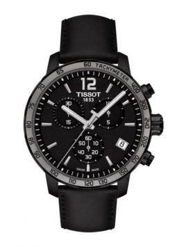 Tissot Quickster Classic Chronograph T095.417.36.057.02