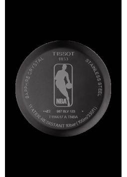 Chrono XL NBA New York Knicks Edition T116.617.36.051.05