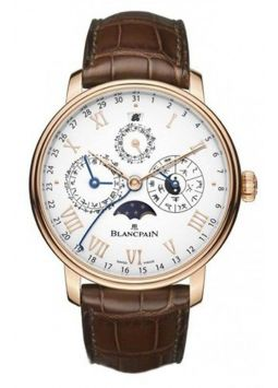 Blancpain Villeret Calendrier Chinois Traditionnel 0888-3631-55B