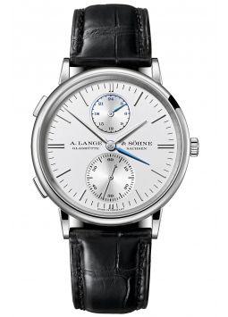 A.Lange&Söhne Saxonia Dual Time 386.026
