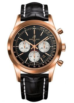 Breitling Transocean Chronograph Red Gold RB015212/BF15/743P