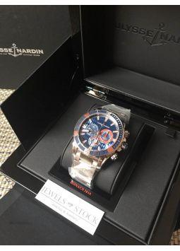 Marine Diver Chronograph Monaco 2016 Limited Edition