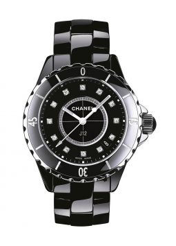 Chanel J12 Quartz 33mm H1625