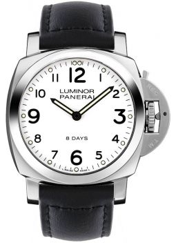 Panerai Luminor Base 8 Days Acciaio PAM00561
