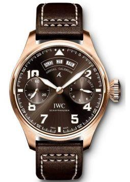 "Big Pilot's Watch Annual Calendar Edition ""Antoine de Saint Exupéry"" IW502706"
