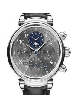 IWC Schaffhausen Da Vinci Perpetual Calendar Chronograph IW392103