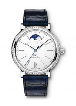 IWC Schaffhausen Portofino Midsize Automatic Moonphase 37mm IW459001